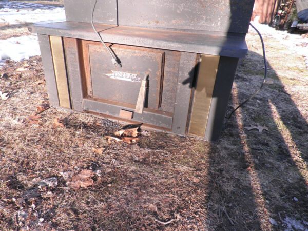 WOOD STOVE INSERT TWIN BLOWER $325.00