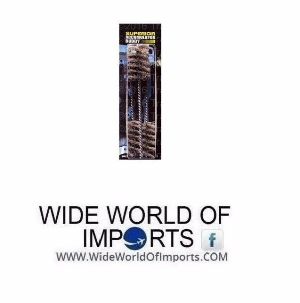 Superior Accumulator Buddy Kit Bore Brushes T-BB100A  Automatic Transmission