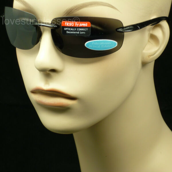 Polarized bifocal sunglasses reading glasses power strength safety drive fish