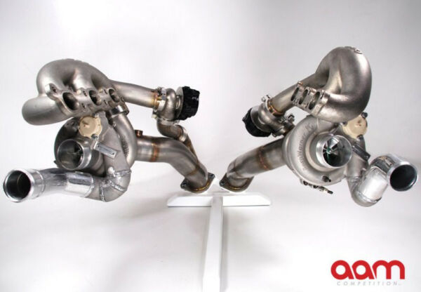 AAM Competition GT1000-EFR GT-R Twin Turbocharger Upgrade Was $10795 Now $9995