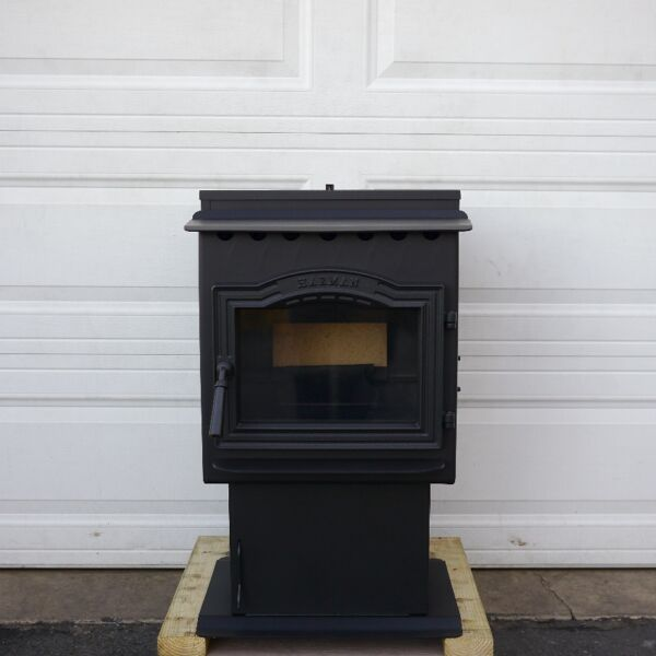 Harman P38 Plus Pellet Wood Stove Harmon Woodstove