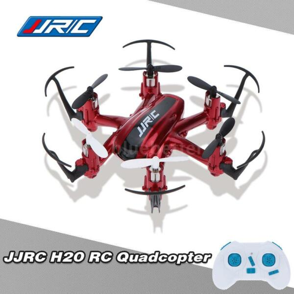 JJRC H20 2.4G 4 Channel 6-Axis Gyro Nano Hexacopter Drone RTF RC Quadcopter J4M0