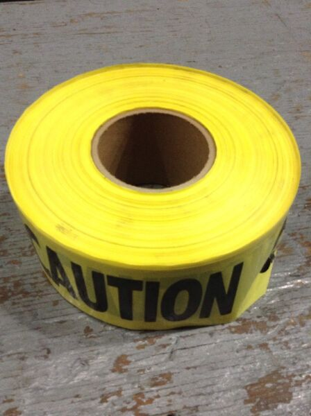4A416 Caution Tape (New)