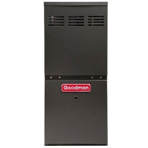 Goodman GMV950453BX Gas Furnace 95% 2 Stage 45000 BTU - Upflow Horizontal