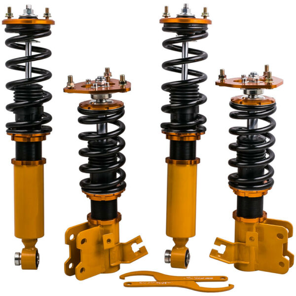 BR Coilovers Damper Kits for Nissan S13 Silva 240SX Coil Shocks Absorbers Struts