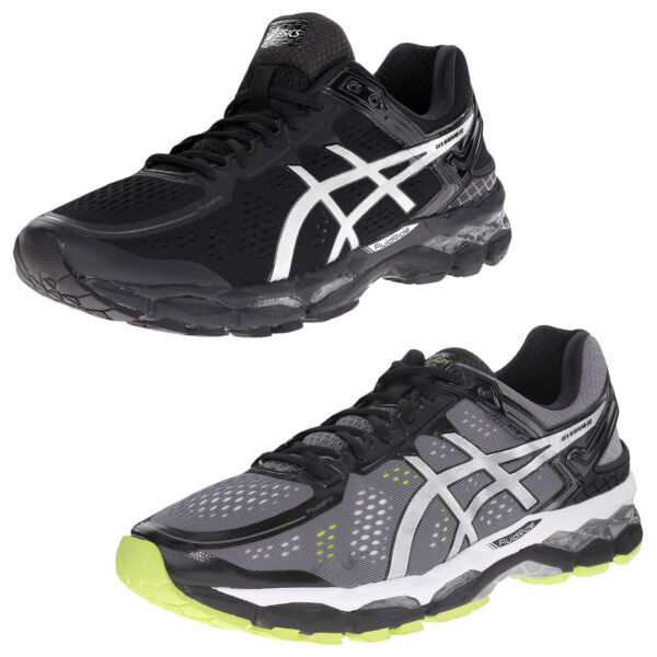 MEN'S ASICS GEL KAYANO 22 WIDE 4E RUNNING SHOES