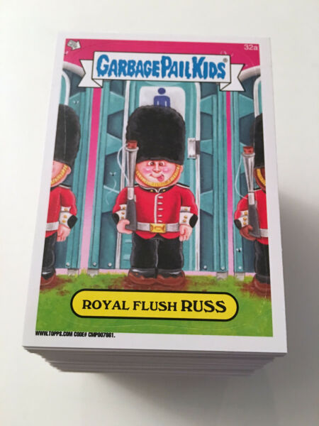 2014 Garbage Pail Kids Series 1 Base Cards - 32ab-60ab - Pick Your Own!