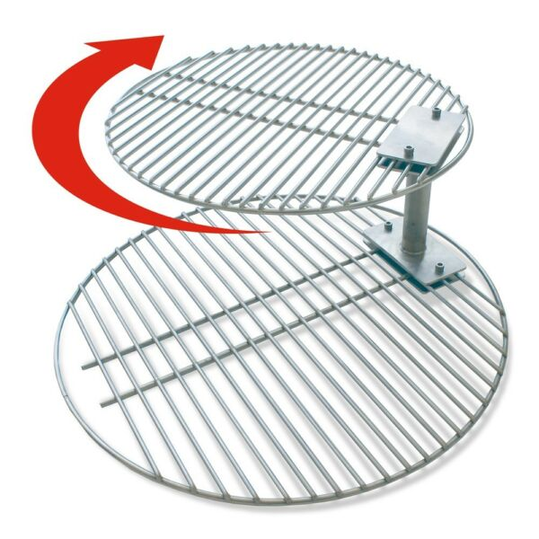 Stacker Grill Grate Combo fits Large Big Green Egg