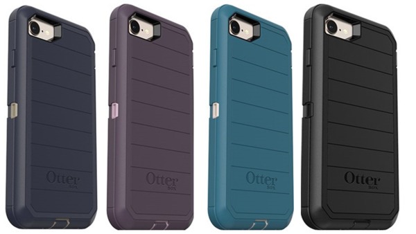 OtterBox Defender PRO Series Case  iPhone SE (2nd gen) 7 8 100% Authentic NEW $21.99