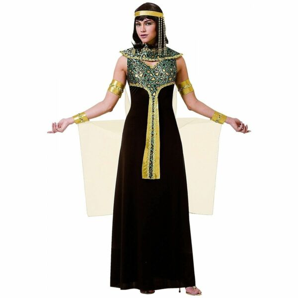 Cleopatra Costume for Adults size Small amp; Medium New by Franco 48511 $25.58