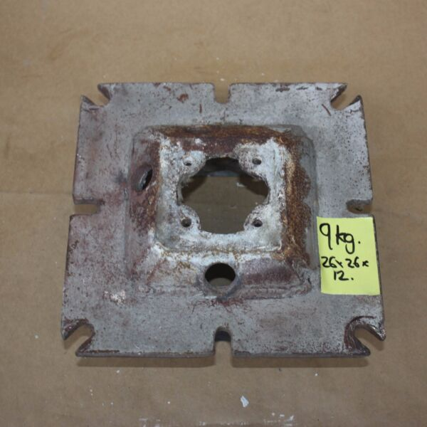 AFTERMARKET BACKING PLATE INDUSTRIAL FURNACE GAS KILN BURNER