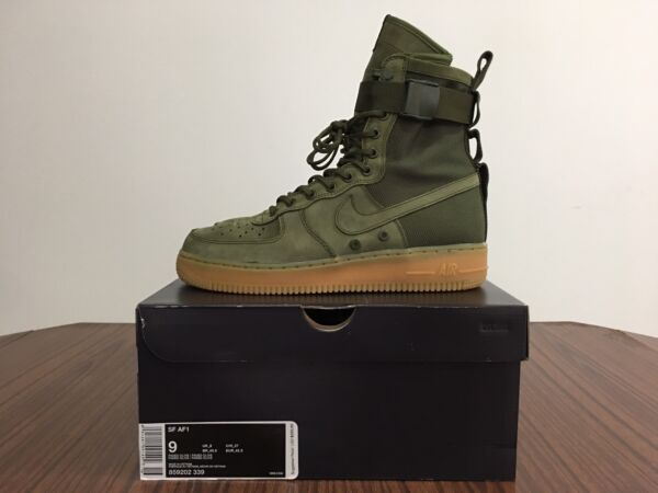 NEW Nike Air Force One 1 AF1 High Special Field SF