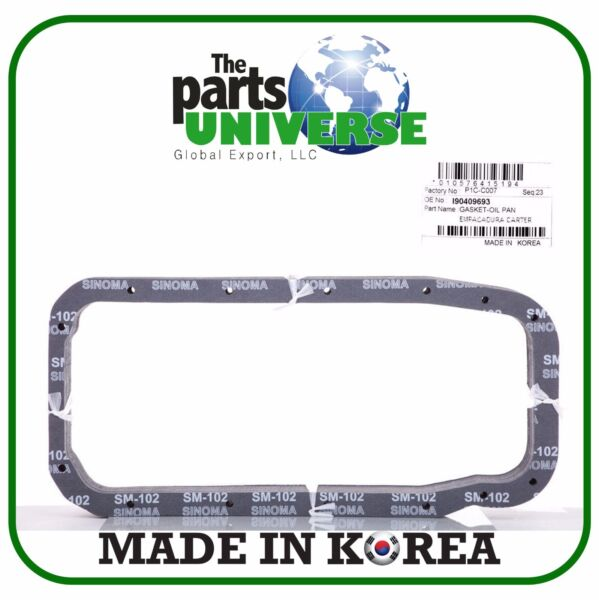 Oil Pan Gasket for Chevy Chevrolet Aveo Corsa 90409693 90285429 90285430