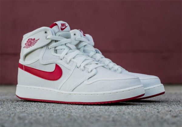 Nike Air Jordan 1 KO AJKO High OG Sail Varsity Red white 638471-102