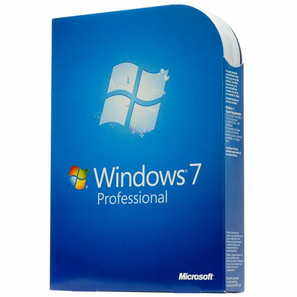 WINDOWS 7 Pro Professional 32/64 BIT Licenza Product Key-ESD- Worldwide