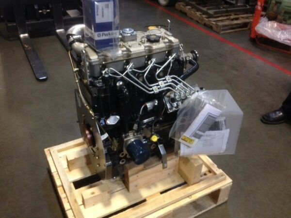 PERKINS GP30609N DIESEL ENGINE 57 HP 404D-22T BRAND NEW - OUTRIGHT NO CORE