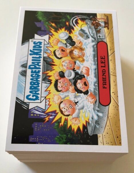 2016 Garbage Pail Kids Prime Slime Trashy TV Base Cards  Lot 3 - Pick Your Own!