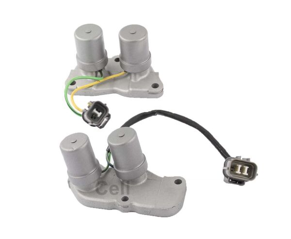 OEM Shift Control & Lock Up Solenoids For Honda Accord Prelude AT Transmission