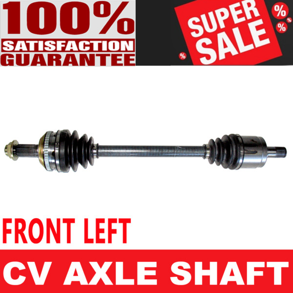 FRONT LEFT CV Axle Shaft For ACURA MDX 2003 2004 2005 2006