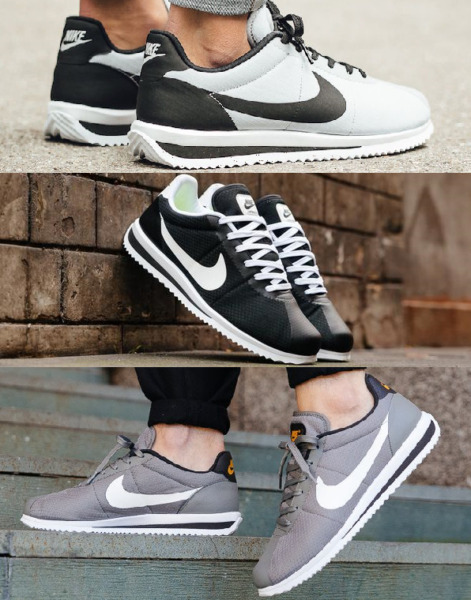 Nike Cortez Ultra Sneakers Men's Lifestyle Shoes