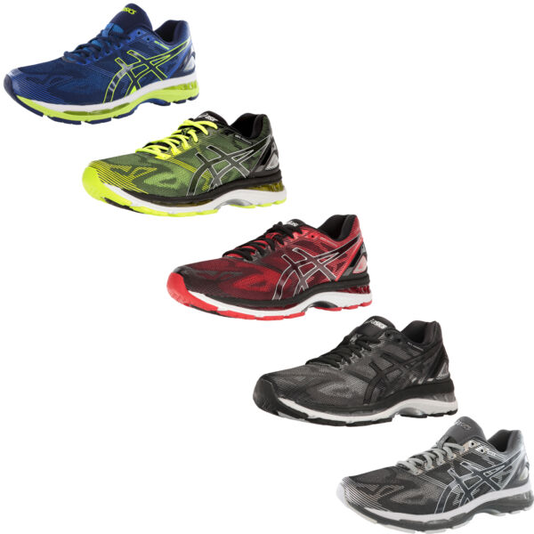 MENS ASICS GEL NIMBUS 19 T700N RUNNING SHOES