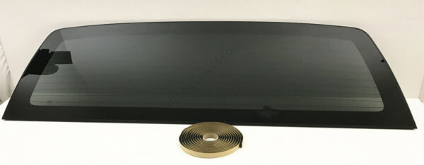 Heated Privacy Back Glass Rear Window Stationary For 04 14 Ford F150 Pickup $195.00