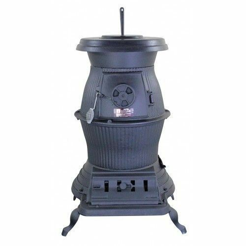 Railroad Potbelly Coal Stove By Us Stove $533.97