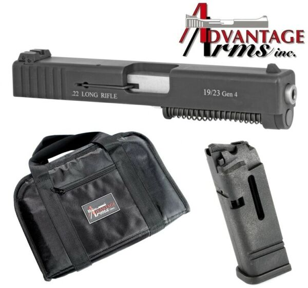 Advantage Arms Gen 4 for Glock 19 23 25 32 38 Conversion Kit AAC19 23G4 $260.00