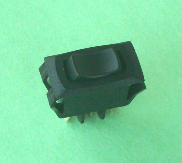 Quadra-Fire Heat Output Rocker Switch 812-3500 3 position pellet stove insert