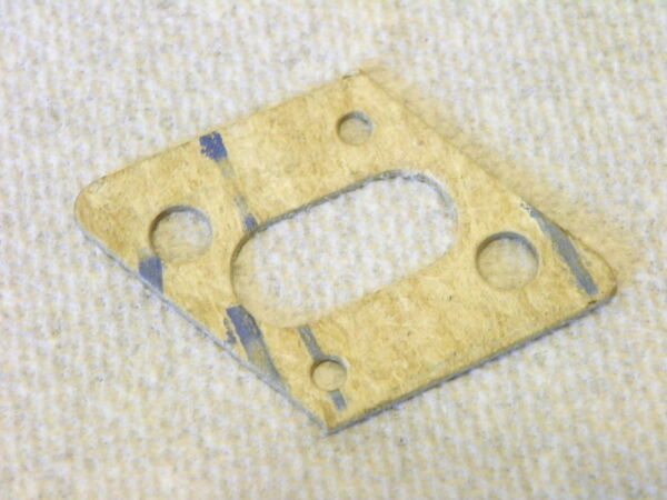 McCulloch 10 Series LG 2A LG 6A Carb Spacer Gasket 68131 NOS $4.99