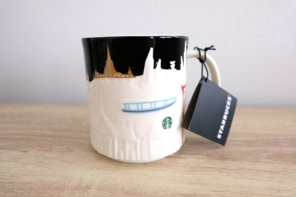 NEW-STARBUCKS-MUG-THAILAND-BANGKOK-COLLECTION-SERIE-LANDMARK-ICON-CITY-COFFEE