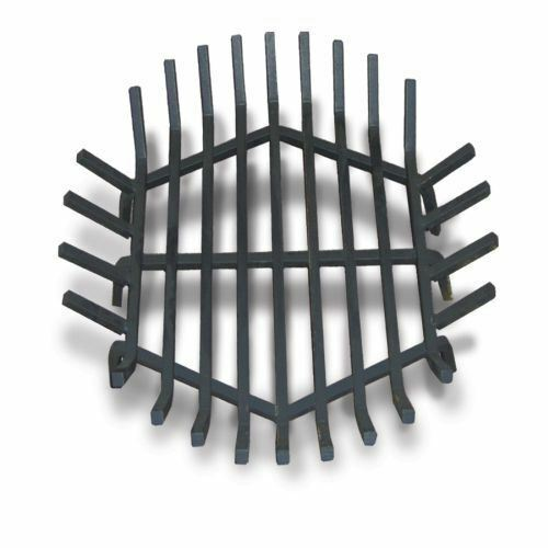 Round Stainless Steel Fire Pit Grate 24quot; Diameter
