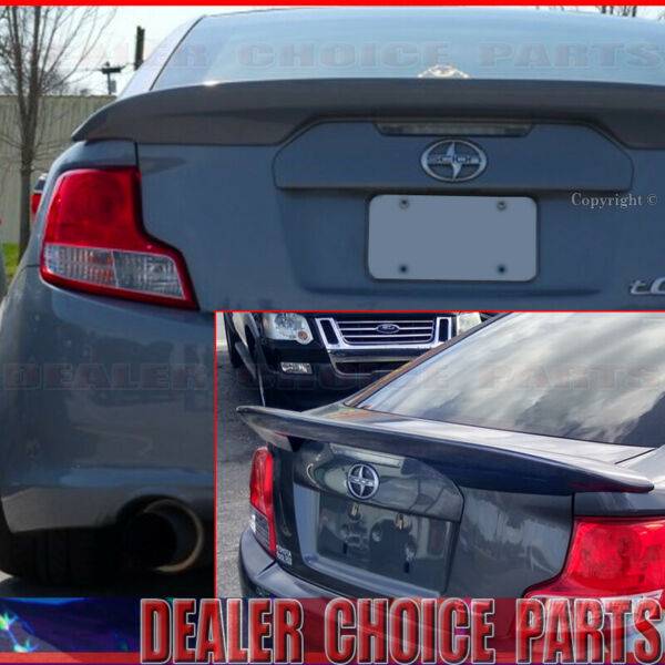 For 2011 2015 2016 2017 Scion tC Factory Style Rear Trunk Spoiler Wing UNPAINTED $88.95