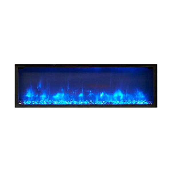 GreatCo GBL 44 Gallery Series Built In Electric Fireplace 44 Inch
