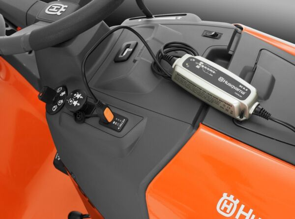 Husqvarna Advanced Battery Charger YTGT AND LS Tractors
