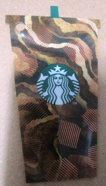 2017 STARBUCKS Iced Coffee card Limited Edition PHILIPPINES sold out