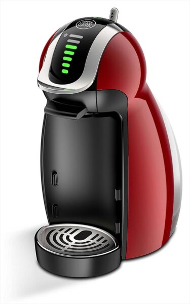 Nestle Japan Nescafe Dolce Gusto Genio 2 Wine Red MD9771-WR EMS