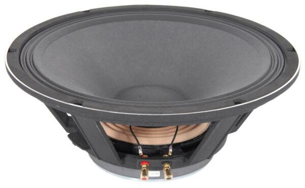 Qtx 902.559 Series High Power Replacement 450W RMS Low frequency Driver - Black