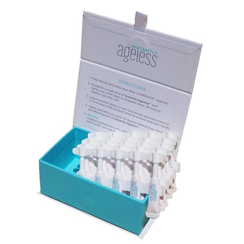 Instantly Ageless Facelift in a Box Anti Wrinkle Cream Expires 08/2019