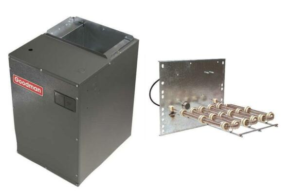Mobile Home Electric Furnace 10 KW (34000 BTU's) Goodman HKR-10_MBR0800AA-1