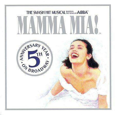 MAMMA MIA SPECIAL EDITION CD DVD ORIGINAL CAST 27 TRACKS H184