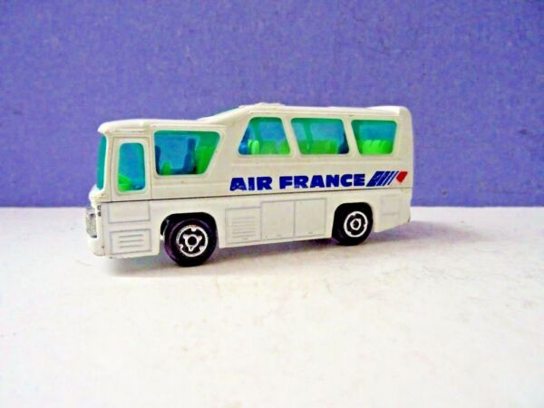 air france small car toy minibus made in france No 262 ECH 1 87 $20.00