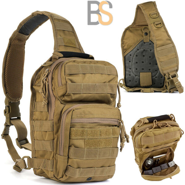 Outdoor Gear Rover Sling Shoulder Bag Backpack Concealed Camping Pistol Storage