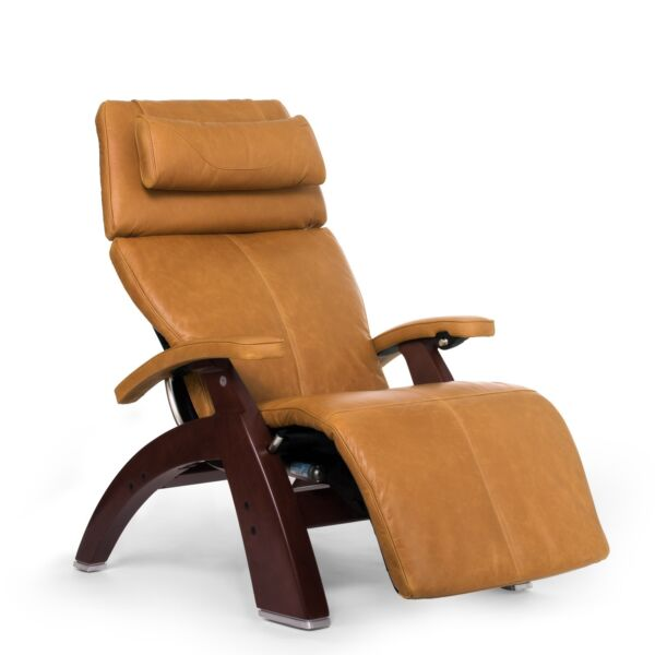 Sycamore Premium Leather PC-600 Omni-Motion Human Touch Perfect Chair Recliner C
