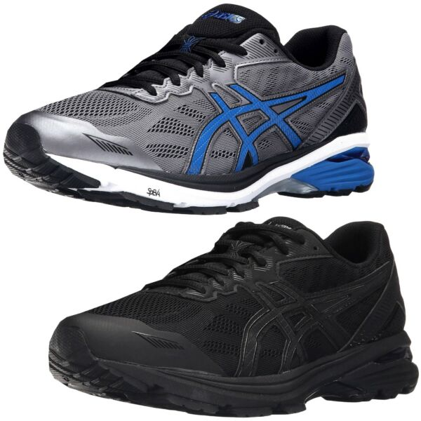 ASICS MENS GT 1000 5 T6B0N WIDE 4E RUNNING SHOES