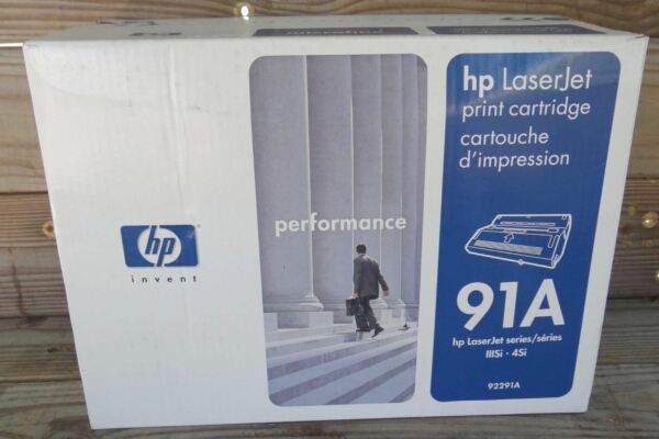 HP 92291A TONER CARTRIDGE FITS HP 3SI & 4SI PRINTERS