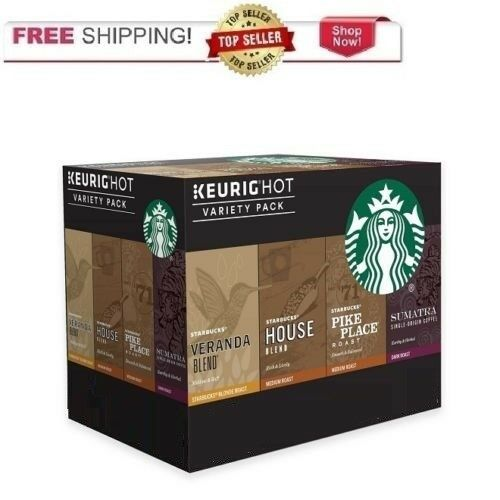 Starbucks Spectrum Variety Pack 36 Count Keurig K-cups Coffee FREE SHIPPING