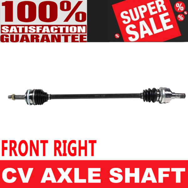 FRONT RIGHT CV Axle Drive Shaft For SUZUKI SWIFT 07-09 Manual Transmission