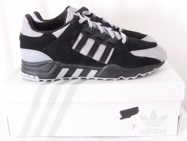 Adidas BB1335 King Push RARE Support Eqt 93 Snakeskin Sneakers Men's US 11.5M