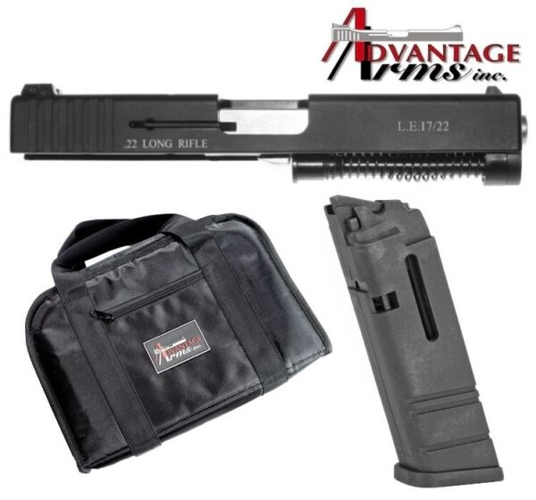 Advantage Arms Gen 1 3 for Glock 17 22 31 34 35 Conversion Kit 22LR AAC17 22G3 $260.00